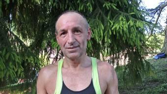 Lief als Erster ins Ziel: Michele Cordasco.
