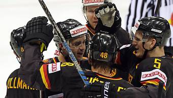 Zweiter Sieg für das deutsche Team