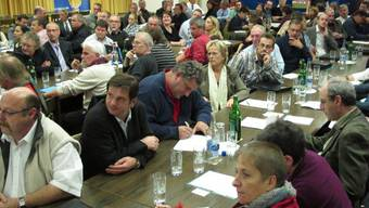 """Rheinfelder Gewerbeschau """"Grenzenlos 2013"""" zeigt Fricktaler Wirtschaftskraft"""