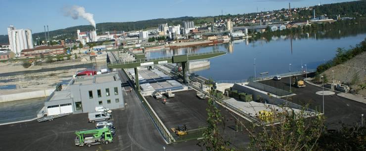Kraftwerk Rheinfelden