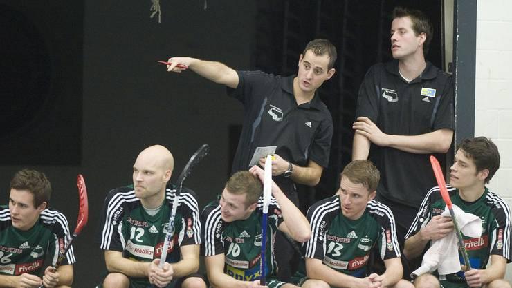 «Ich fühlte mich nie im Schatten von Thomas Berger», sagt Wiler-Ersigens Trainer Thomas von Känel. bieri