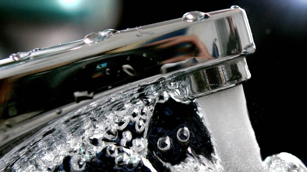 Kantonschemiker bescheinigen dem Trinkwasser in der Schweiz eine gute Qualität (Symbolbild)