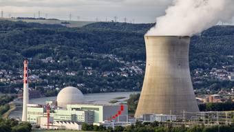 Das AKW Leibstadt: Ein Vorstoss der Grünen, als Ersatz für AKW nur Kraftwerke zu erlauben, die CO2-neutral produzieren, wurde im Grossen Rat deutlich abgelehnt.