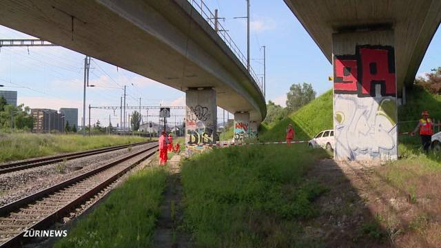 Zürcher Zugverkehr lahmgelegt