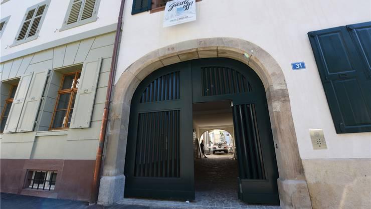 Am Samstag öffnet sich das Tor offiziell.