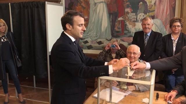 Entscheidung in Frankreich: Macron oder Le Pen?