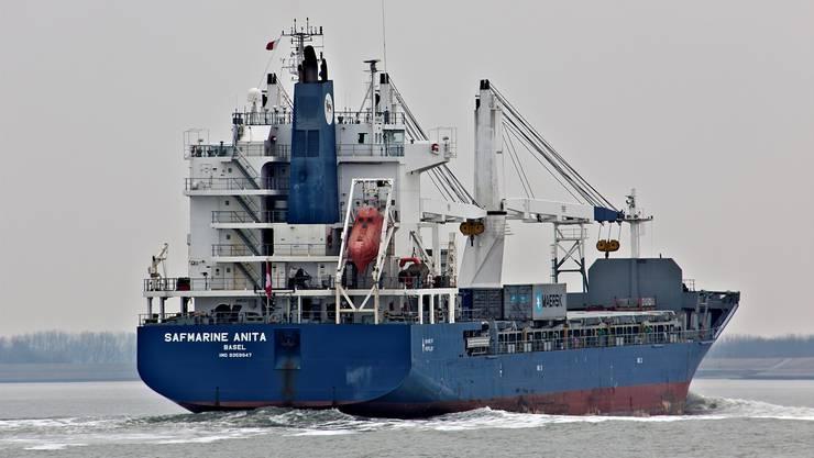 Tuckert neu als «Talia H» über die Weltmeere: Die einstige «Anita» der Schweizer Hochseeflotte.