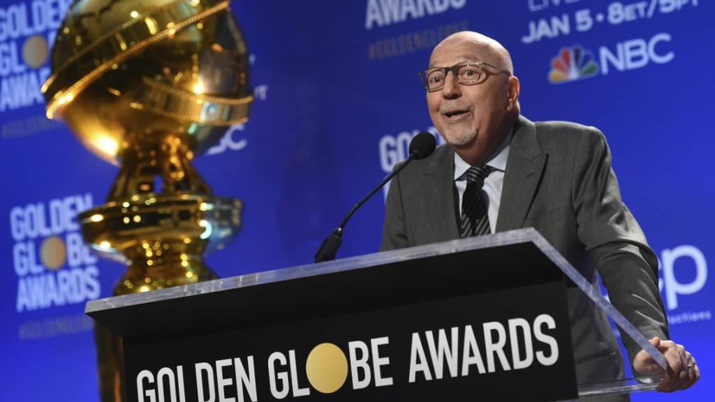 Lorenzo Soria, Vorsitzender des Verbandes der Hollywood-Auslandspresse, ist im Alter von 68 Jahren gestorben. (Archivbild)