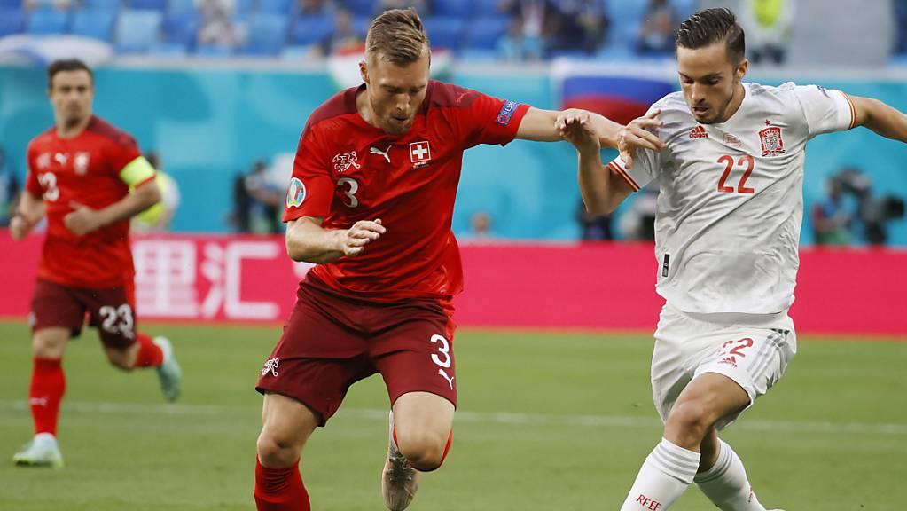 Silvan Widmer sorgte an der EM mit der Schweizer Nationalmannschaft für Aufsehen, nun wird er mit einem Wechsel ins Ausland belohnt.