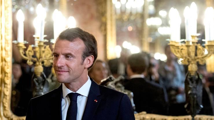 Die Jugend Frankreichs hofft auf Macron und seine Bildungspolitik.