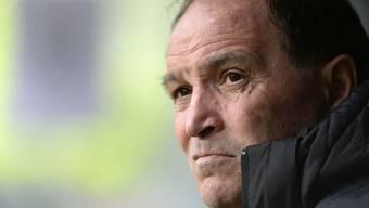 FCA-Sportchef Raimondo Ponte: Alle Hoffnung auf den neuen Trainer. Foto: Keystone