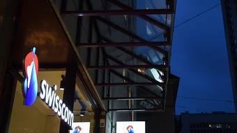 Hauchdünn hat es der Swisscom gerreicht: Sie liegt im Connect-Test vor Sunrise (Archivbild).