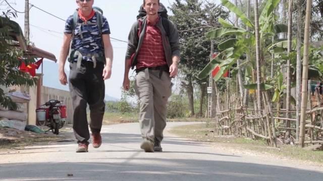 Zu Fuss nach Vietnam
