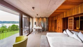 Traumhafter Blick: So wohnt es sich in der «Seerose» in Meisterschwanden am Hallwilersee. Stephan Winter