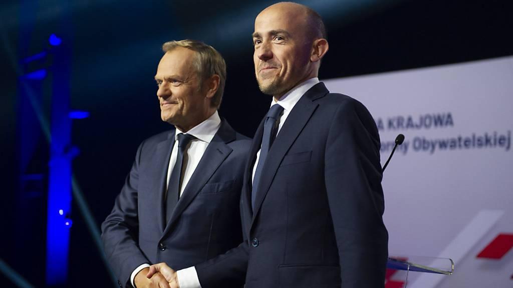 Donald Tusk meldet sich zurück – Rettung für Polens Opposition?