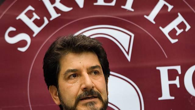 Servette-Präsident Pishyar nun auch in Portugal als Klub-Boss tätig