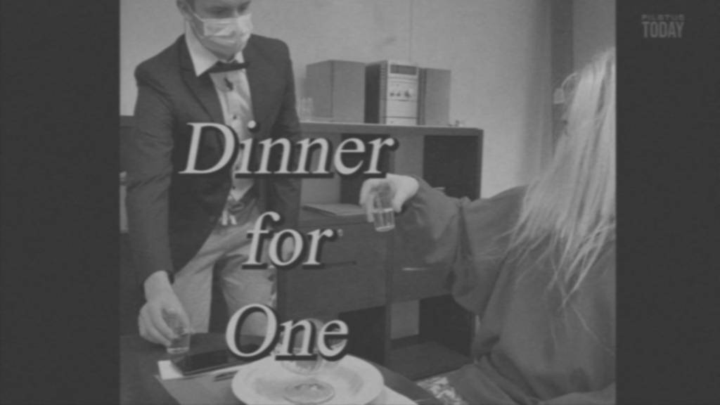 «Dinner for One» – es passt wie noch nie