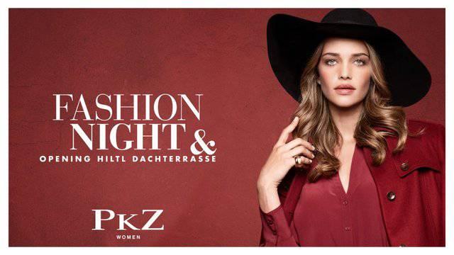 PKZ Fashion Night
