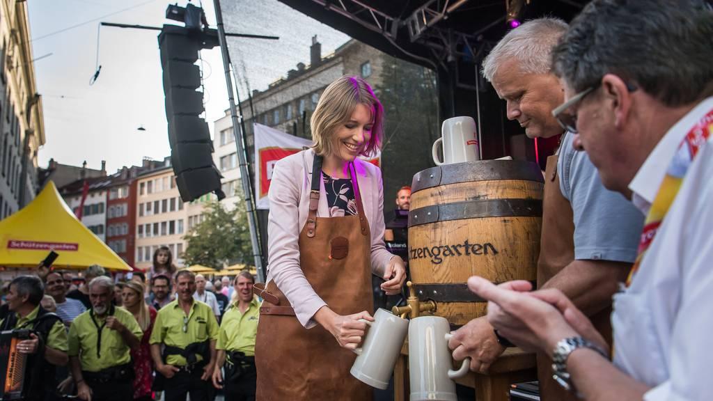 St.Galler Fest am Freitag ohne grosse Zwischenfälle