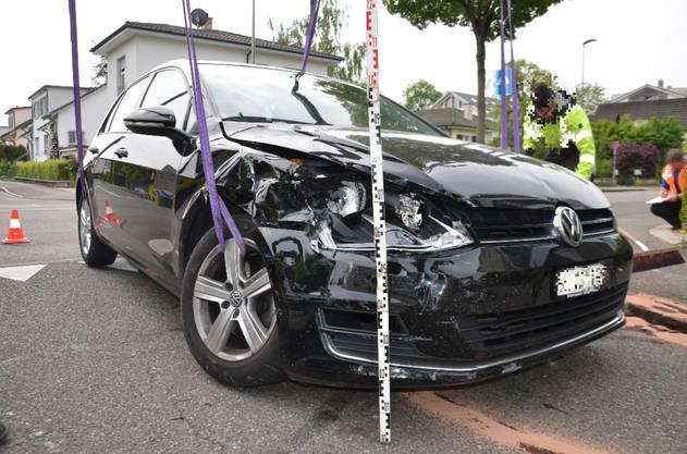 Allschwil BL, 17. Mai: Am Freitagmorgen ereignete sich auf der Spitzwaldstrasse in Allschwil ein Verkehrsunfall zwischen zwei Personenwagen. Eine Person wurde verletzt.