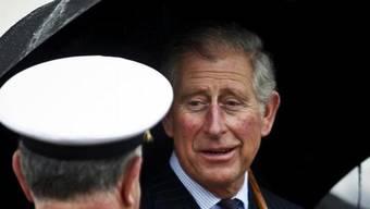 Prinz Charles sucht die Musik für die Hochzeit aus