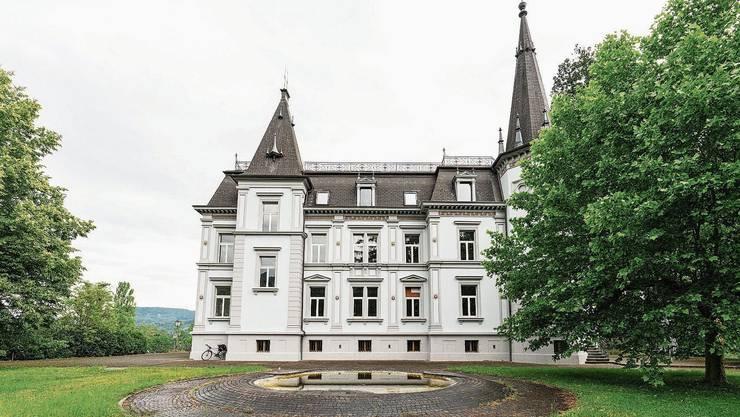 Diesen Juni stand der Schlosspark in Bad Zurzach nach über einem Jahrzehnt wieder offen.