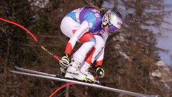 Corinne Suter fährt in Garmisch Trainings-Bestzeit - wie schon zuletzt in Cortina