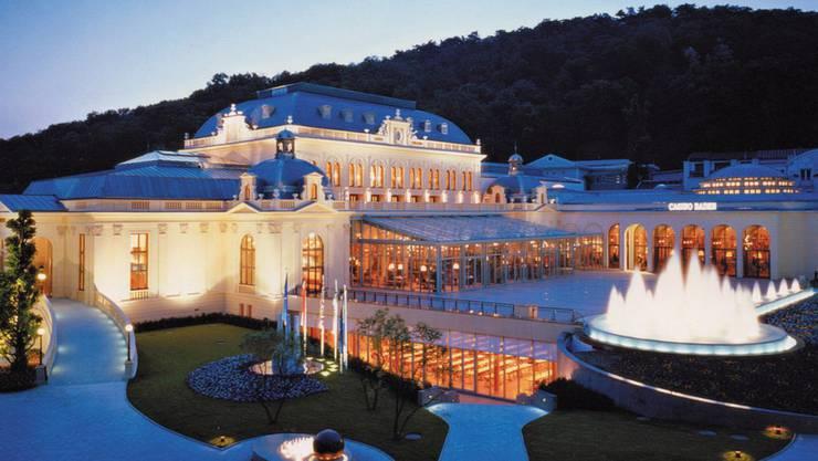 Eines von 11 «Great Spas of Europe»: Baden bei Wien.