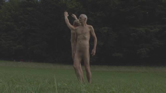 Nacktkünstler wurden gebüsst