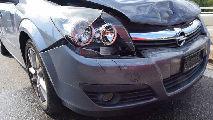 Innert 15 Minuten ereigneten sich gleich zwei Unfälle auf der A1 im Kanton.
