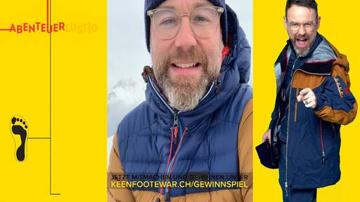 Gewinne einen Wandertag mit Nik Hartmann