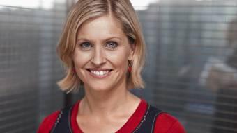 Ein Gullydeckel wurde ihr zum Verhängnis: Moderatorin Sabine Dahinden. (Archivbild)
