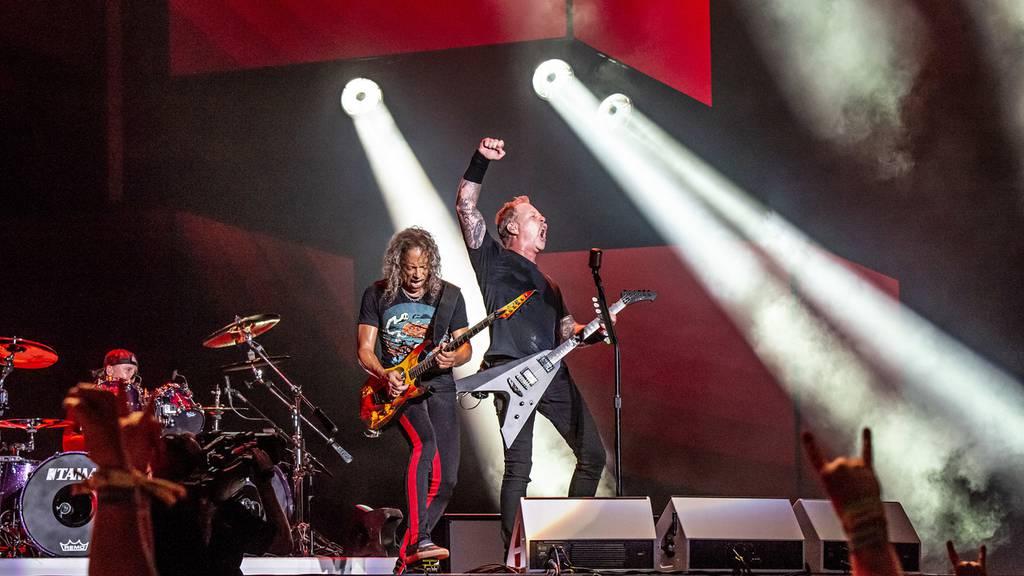 Metallica: Limitiertes Unplugged-Vinylalbum ab Februar erhätlich