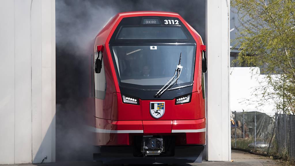 Neue RhB-Züge gewinnen renommierten Design-Preis