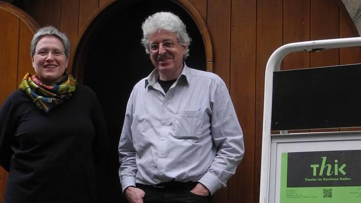 Die ThiK-Leitung um Anita Rösch und Simon Egli will das Theater im Kornhaus 2015 an eine neue Generation übergeben. martin rupf