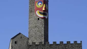 Haben trotz Expo wenig zu lachen: Die Bellinzoneser Burgen spüren bei den Besucherzahlen nicht den erhofften Effekt durch die Weltausstellung in Mailand.