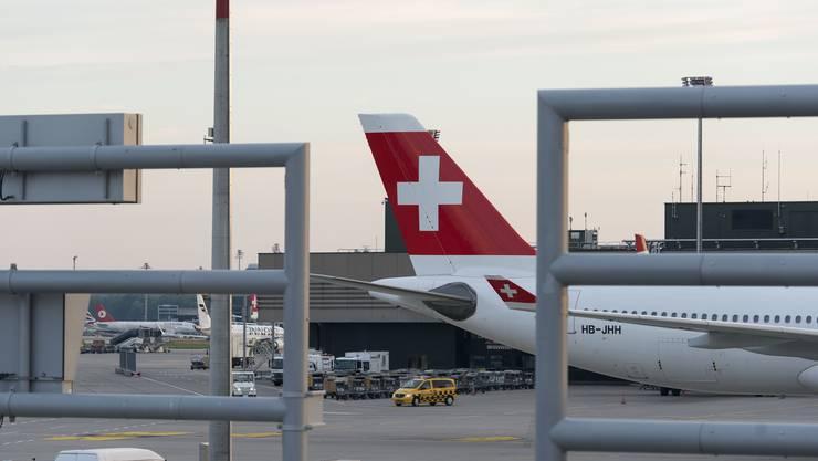 Fliegt ab kommender Woche auch Hongkong nicht mehr täglich an: die Schweizer Fluggesellschaft Swiss.