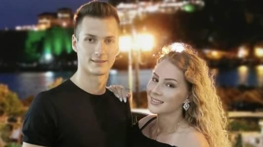 Nadine Nussbaumer und Gjon Palushaj aus Oberarth