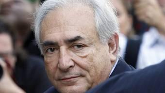 Dominique Strauss-Kahn streitet die Vergewaltigungsvorwürfe ab (Archiv)