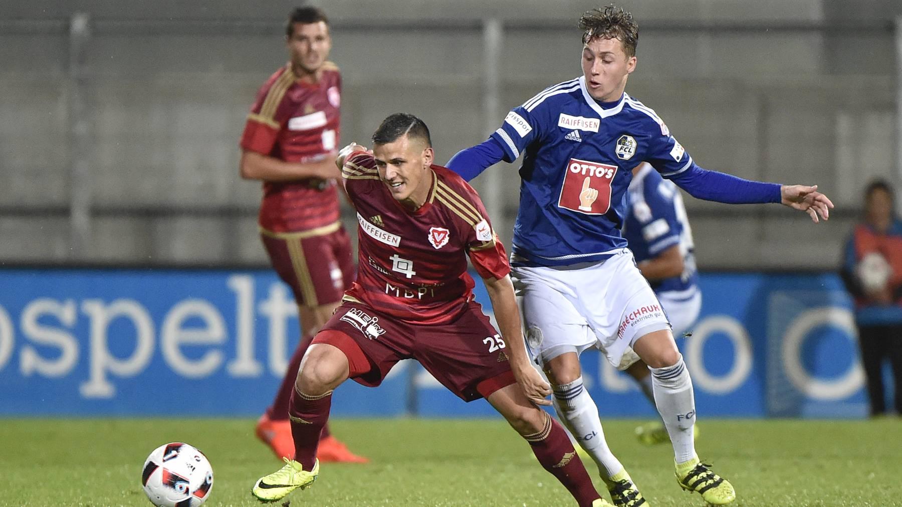 Nici Haas verlässt den FC Luzern