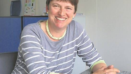 Barbara Stocker Kalberer freut sich auf die Herausforderungen als SHV-Präsidentin