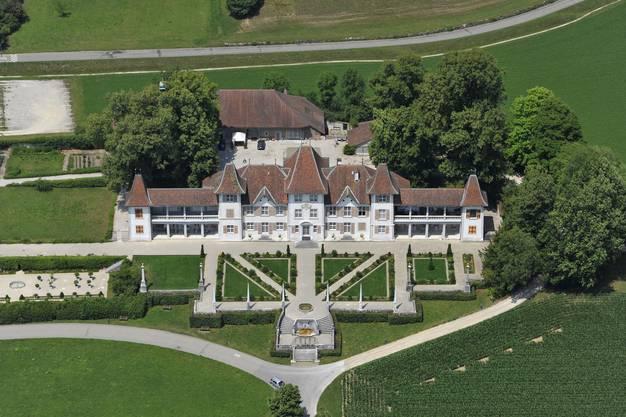 Das Schloss Waldegg