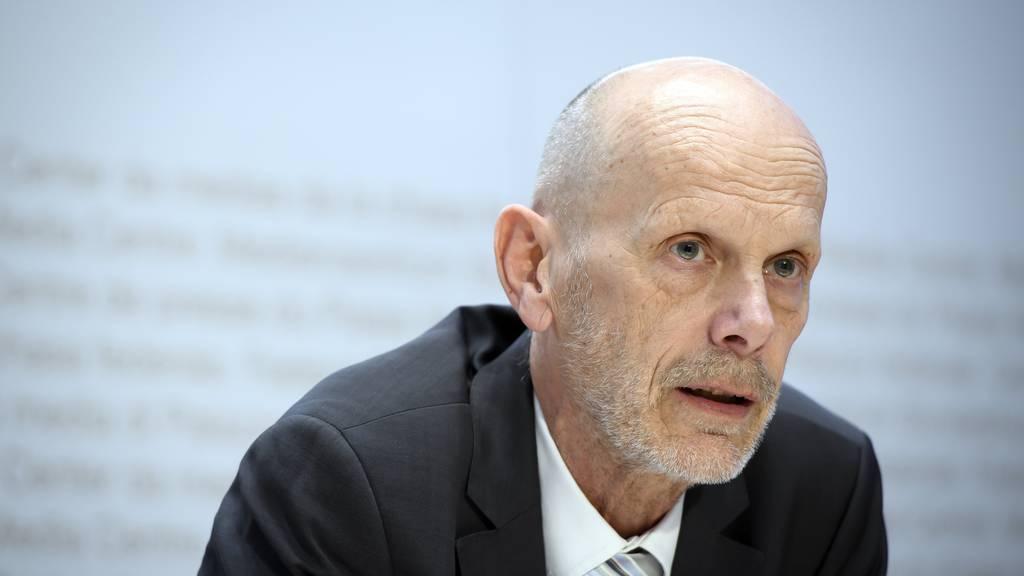 280 Menschen liegen zurzeit unter einem Beatmungsgerät – Daniel Koch: «Das ist enorm viel für die Schweiz»