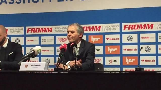«Sehr zufrieden»: Marcel Koller nach dem 4:0 gegen GC