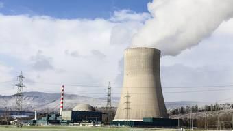 Kernkraftwerk Niedergösgen.