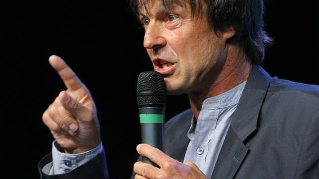 Nicolas Hulot will 2012 kandidieren