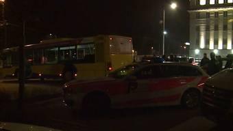 Die Reise endete beim Polizeiposten in Olten.