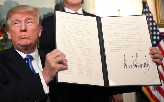 Trump kippt mit seiner Unterschrift eine jahrzehntelange US-Doktrin in Israel.