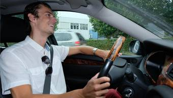Artur Terekhov sagt, er sei mit seinem Jaguar als Zubringer in das Fahrverbot gefahren. Doch die Richter schenken ihm keinen Glauben.