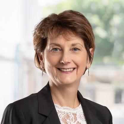 Marianne Maret, CVP.
